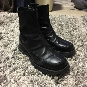 Shoes - Italian Chelsea Boots (Real Leather)